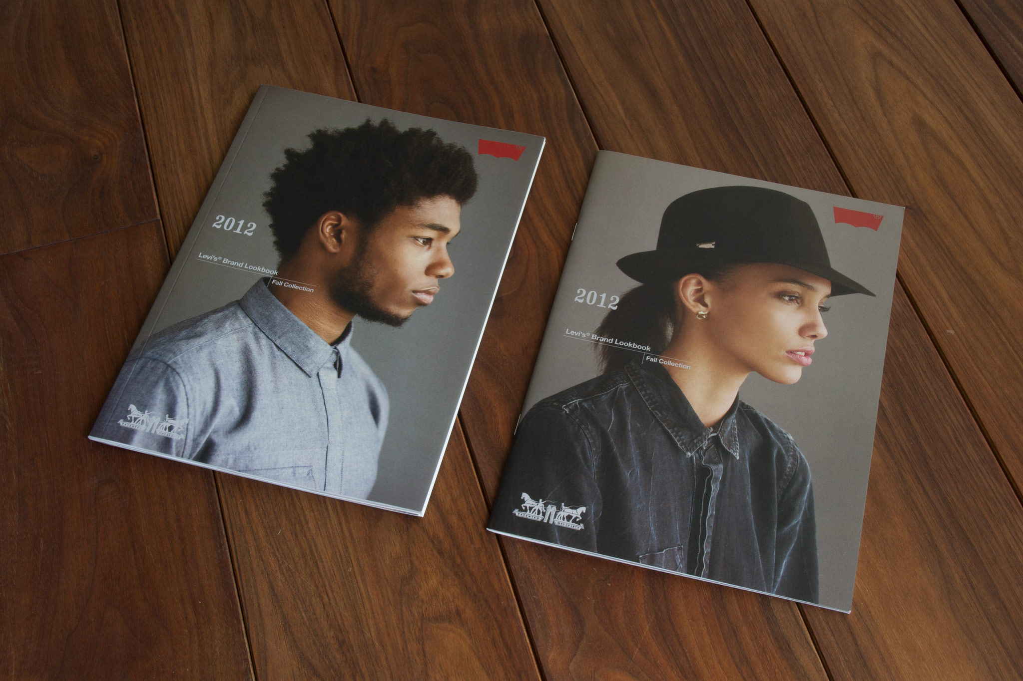"Levis ""2012 Brand Lookbook"""