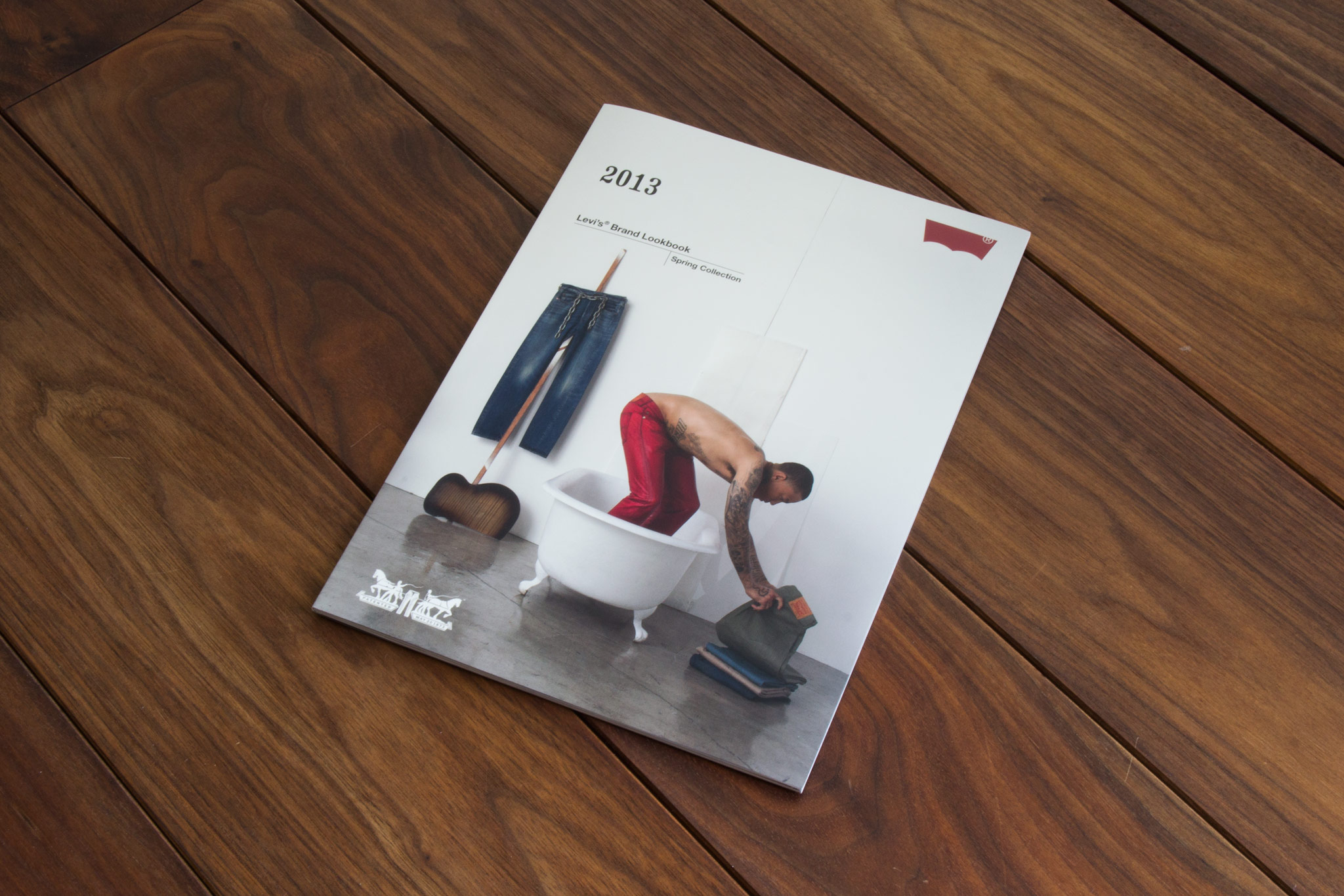 "Levis ""2013 Brand Lookbook"""