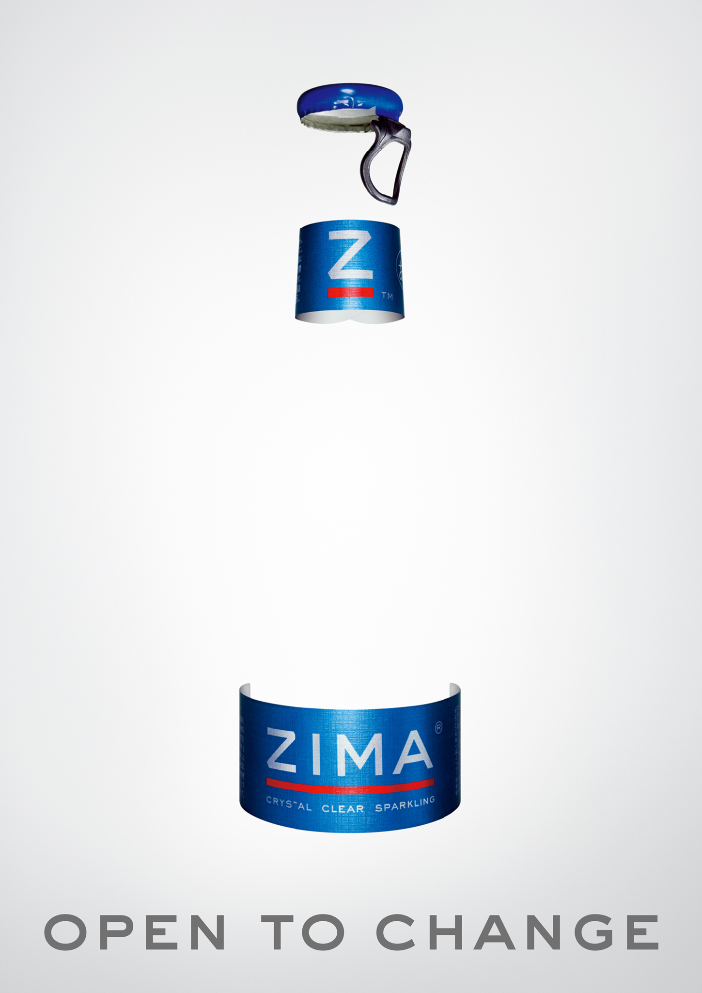 OPEN TO CHANGE ZIMA